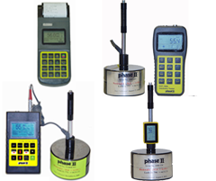 general purpose portable hardness testers