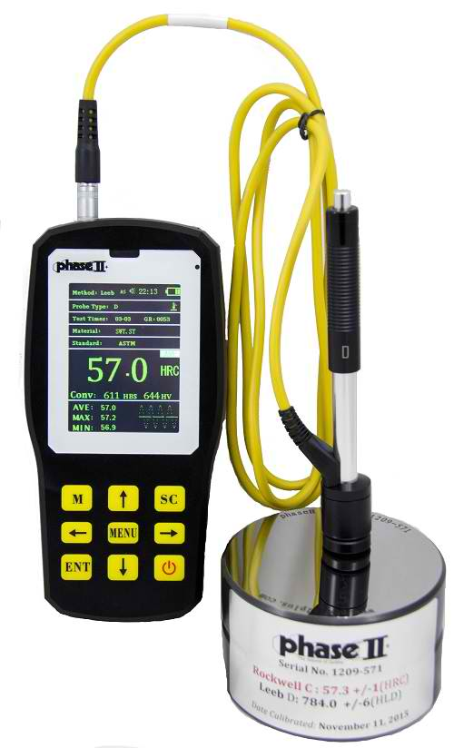 portable hardness testers pht-6000